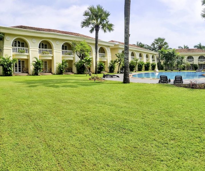 The Zuri White Sands, Goa Resort & Casino Außenaufnahme
