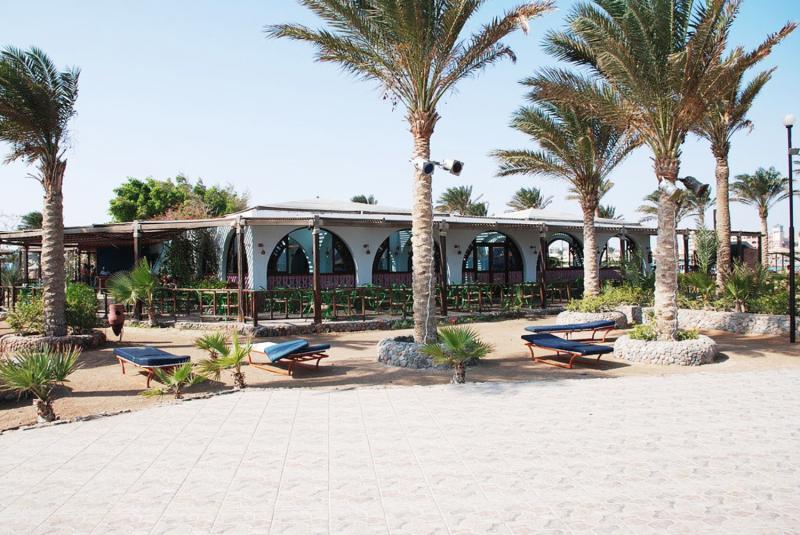 Arabia Azur Resort Außenaufnahme