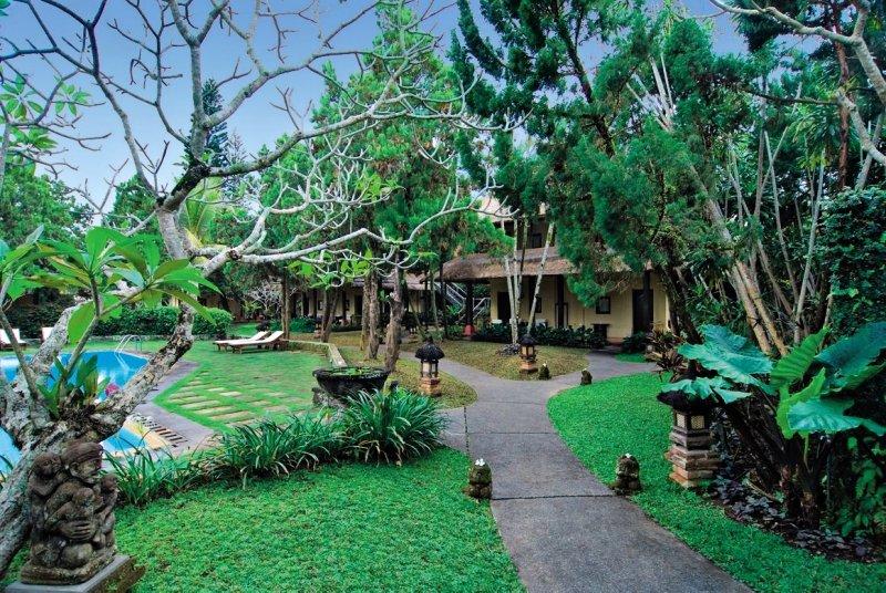 Pertiwi Resort & Spa Außenaufnahme