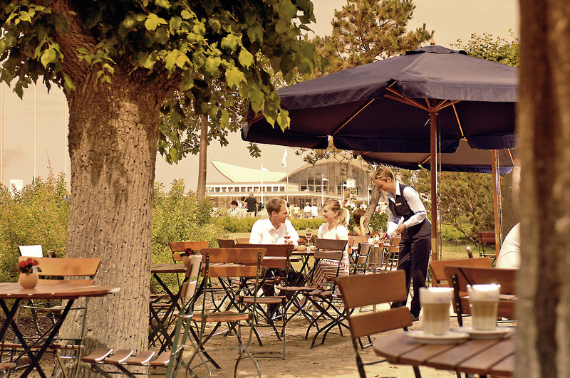 Park-Hotel Hübner Terrasse