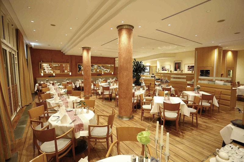Park-Hotel Hübner Restaurant