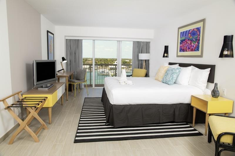 Warwick Paradise Island Bahamas - Erwachsenenhotel Wohnbeispiel