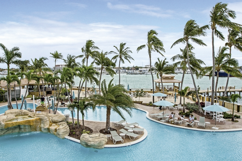 Warwick Paradise Island Bahamas - Erwachsenenhotel Pool