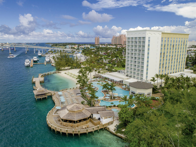 Warwick Paradise Island Bahamas - Erwachsenenhotel Außenaufnahme