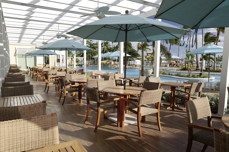 Warwick Paradise Island Bahamas - Erwachsenenhotel Restaurant