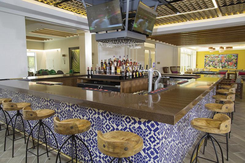 Warwick Paradise Island Bahamas - Erwachsenenhotel Bar
