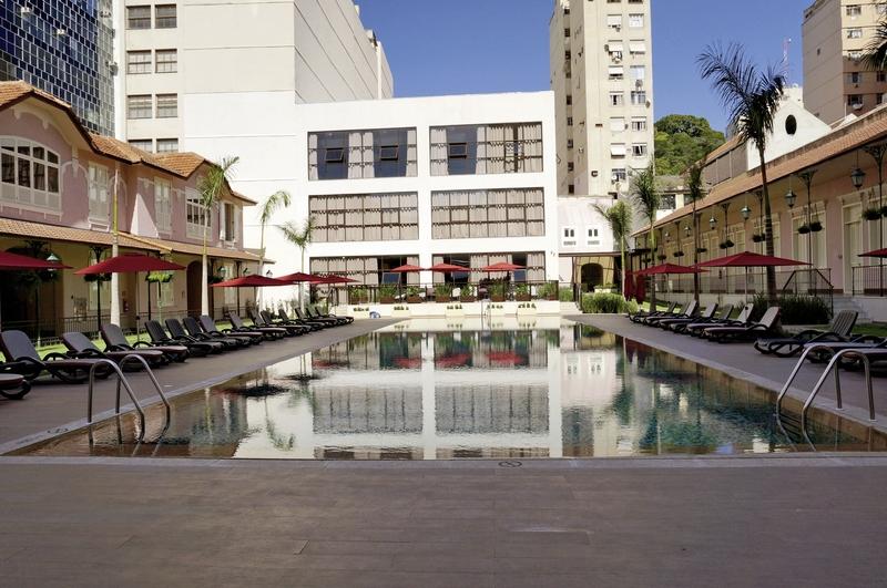 Vila Gale Rio de Janeiro Außenaufnahme