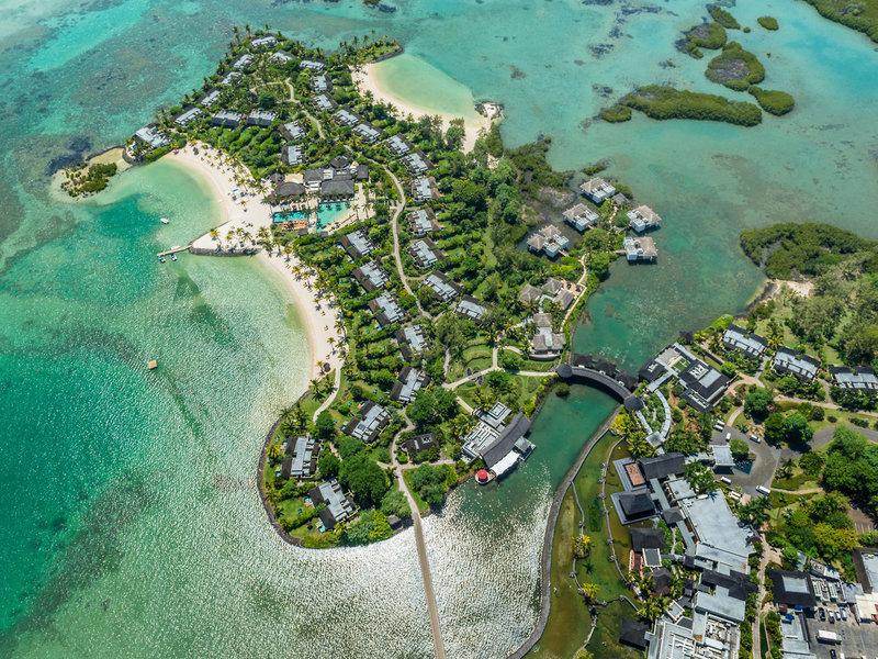 Four Seasons Resort Mauritius at Anahita Landschaft
