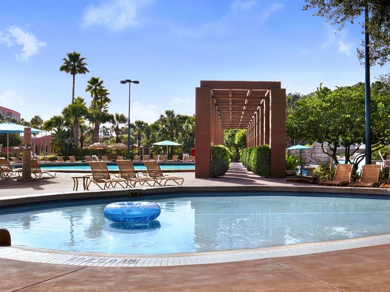 Walt Disney World Dolphin Pool