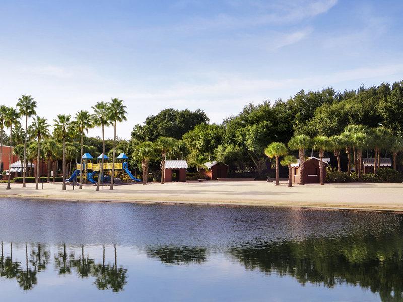 Walt Disney World Dolphin Strand