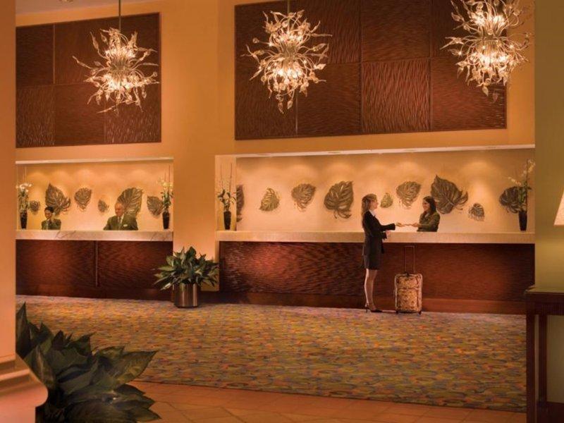 Walt Disney World Dolphin Lounge/Empfang