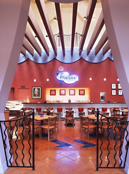Walt Disney World Dolphin Restaurant