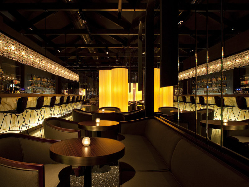 Mamilla Hotel Restaurant