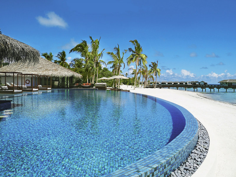 The Residence Maldives Strand