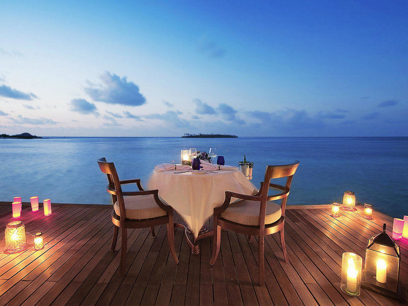 The Residence Maldives Restaurant