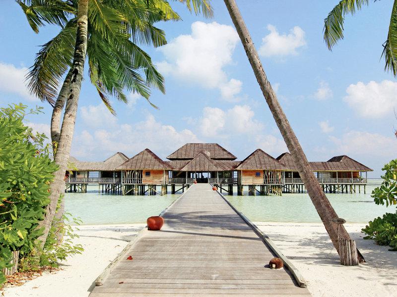 Gili Lankanfushi Außenaufnahme