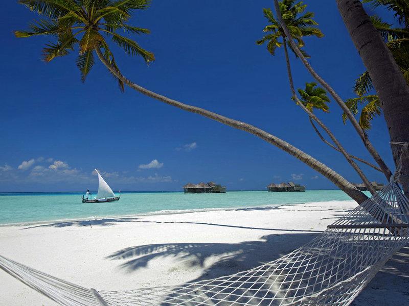 Gili Lankanfushi Strand