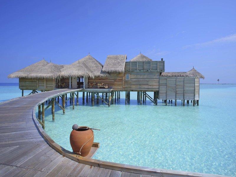 Gili Lankanfushi Wohnbeispiel
