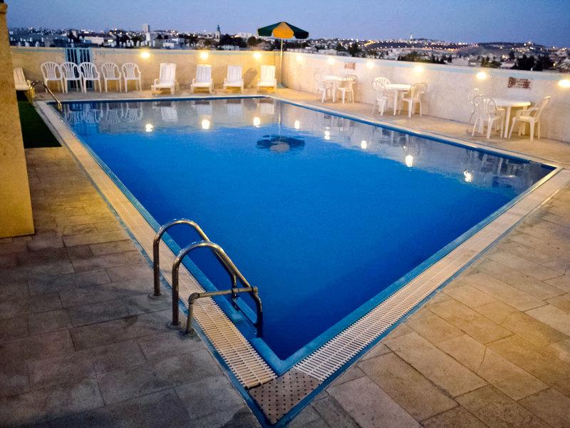 Caesar Premier Jerusalem Pool
