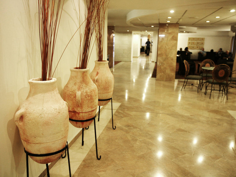 Caesar Premier Jerusalem Lounge/Empfang
