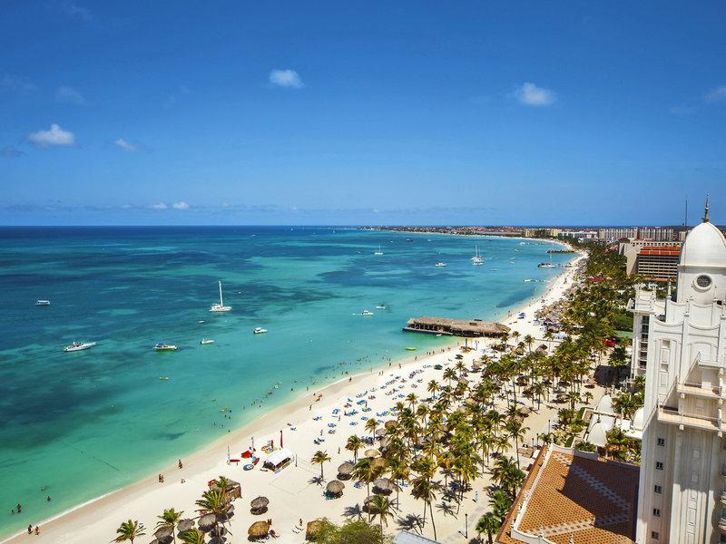 Riu Palace Antillas Strand