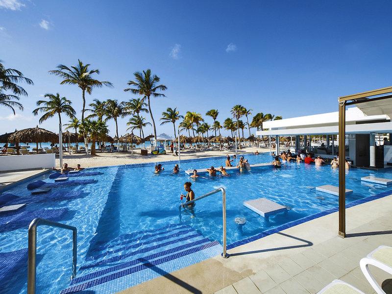 Riu Palace Antillas Pool