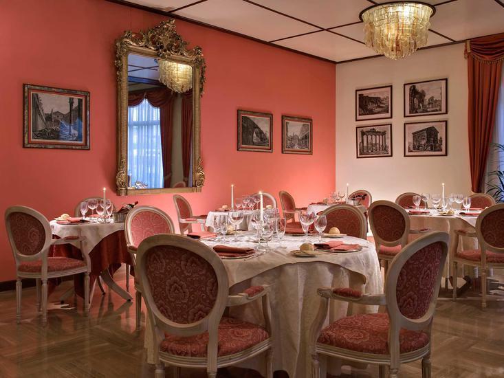 Bristol Buja Terme Restaurant