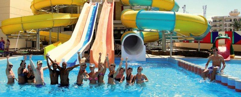 Sphinx Resort Hurghada Pool