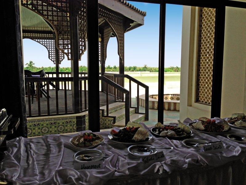 Haffa House Salalah Restaurant