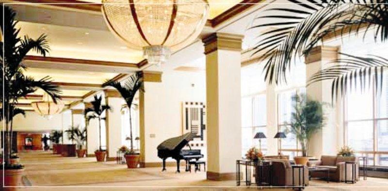 Sheraton Grand Chicago Lounge/Empfang