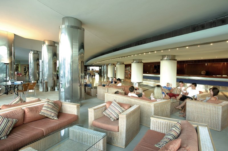 Blue Bay Paraiso de Albufeira Lounge/Empfang