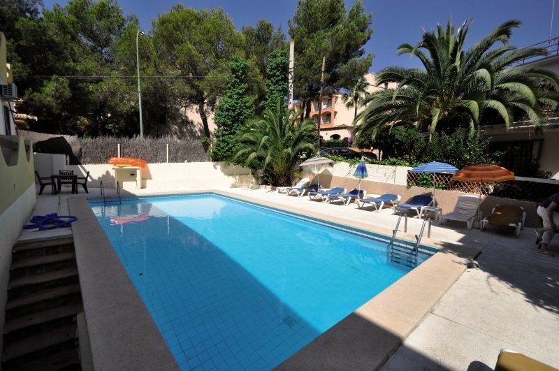 Don Carlos Hostel - Erwachsenenhotel Pool