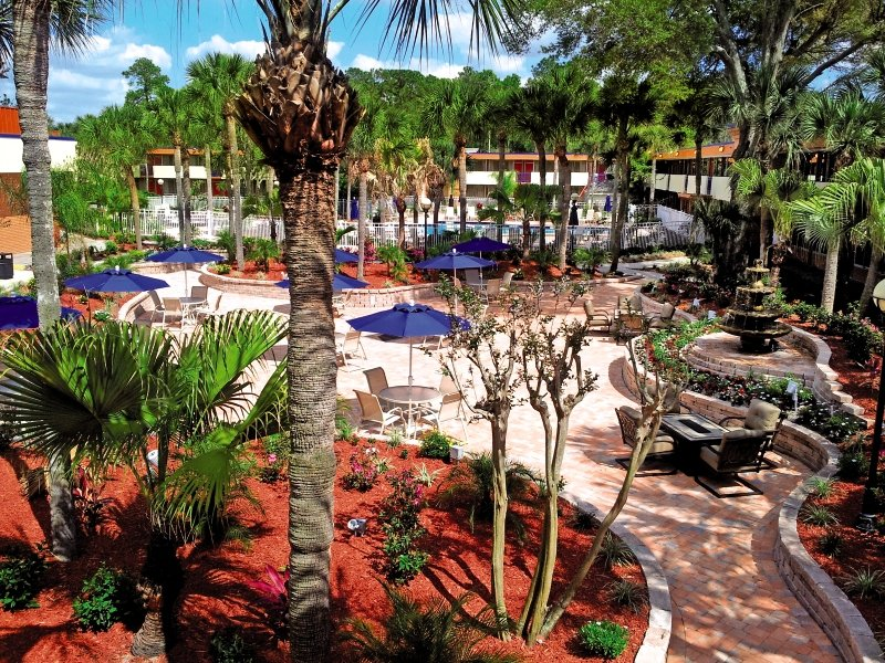 Red Lion Hotel Orlando - Kissimmee Maingate Garten