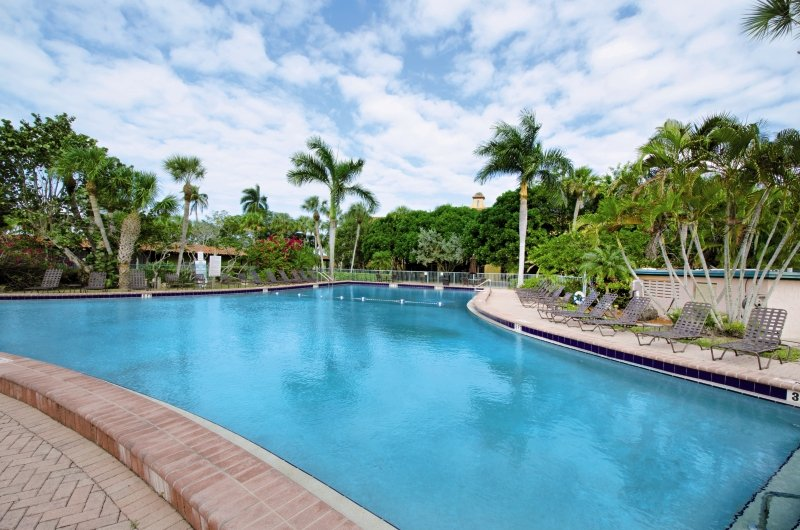 Port of the Islands Resort & Marina Pool