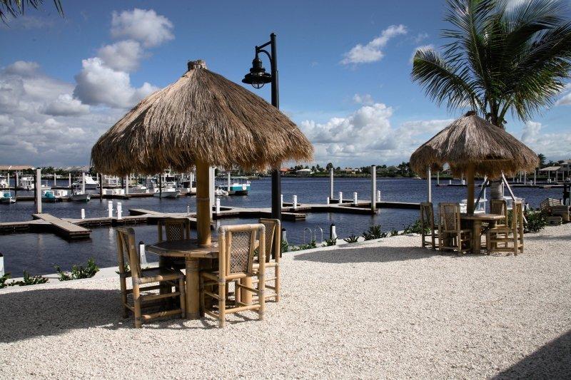 Port of the Islands Resort & Marina Garten
