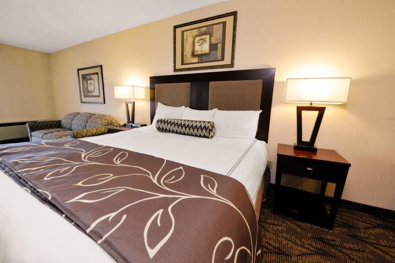 Shilo Inn Suites Idaho Falls Wohnbeispiel