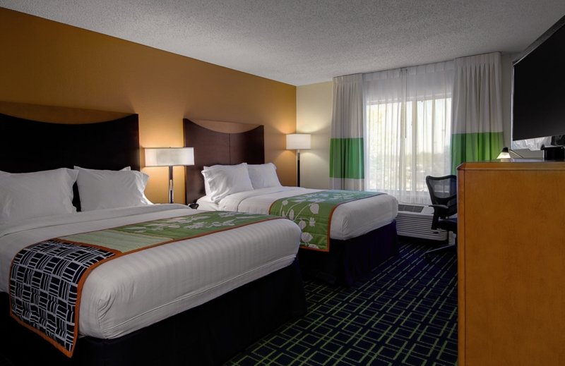 Fairfield Inn & Suites Denver Airport Wohnbeispiel