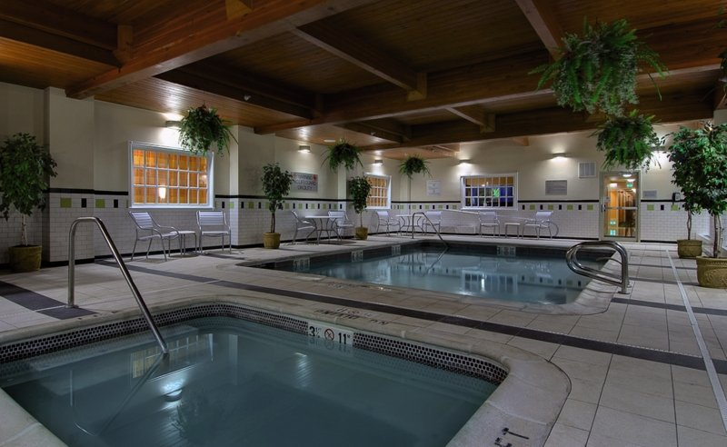 Fairfield Inn & Suites Denver Airport Hallenbad