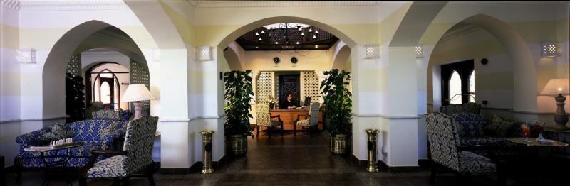 Domina Coral Bay Prestige Lounge/Empfang