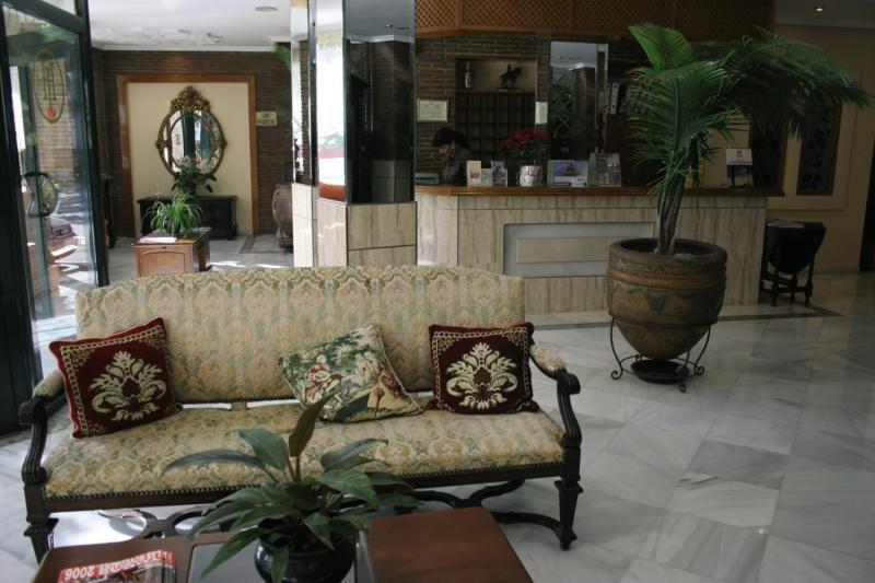 Toboso Chaparil Lounge/Empfang