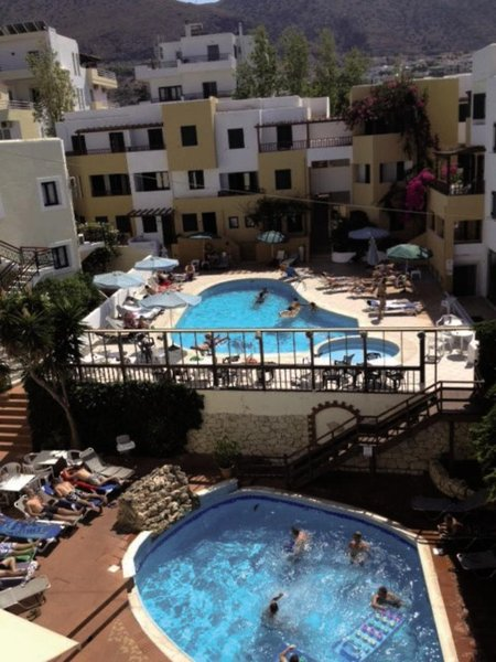 Porto Greco Village Beach Pool
