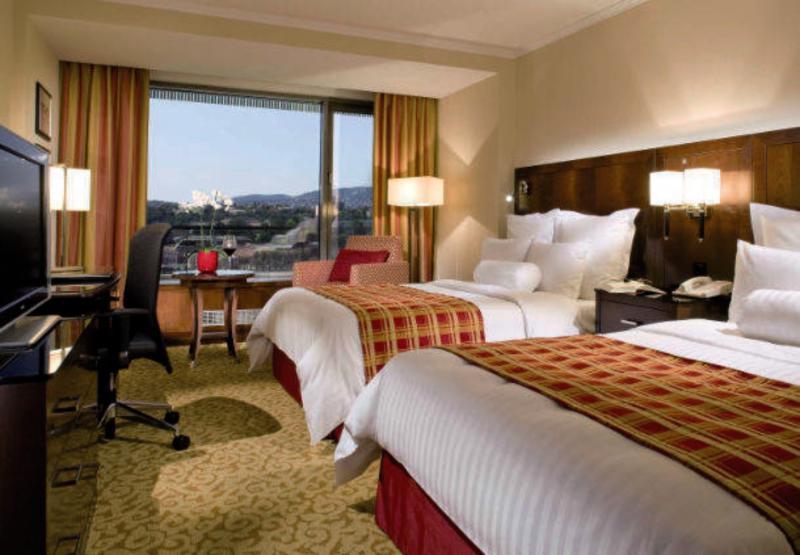 Budapest Marriott Hotel Wohnbeispiel