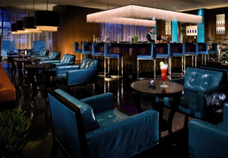 Budapest Marriott Hotel Bar
