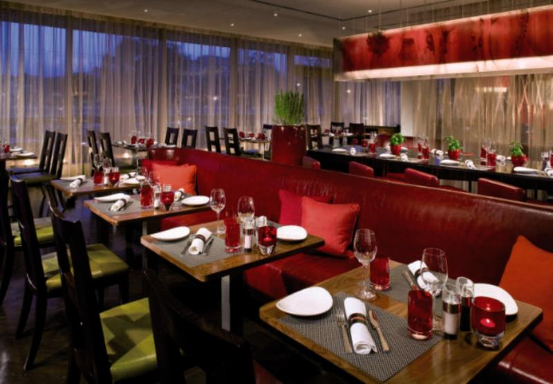 Budapest Marriott Hotel Restaurant
