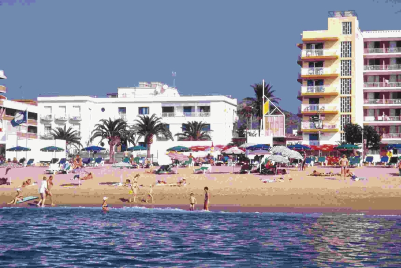 Sorrabona - Hotel Strand