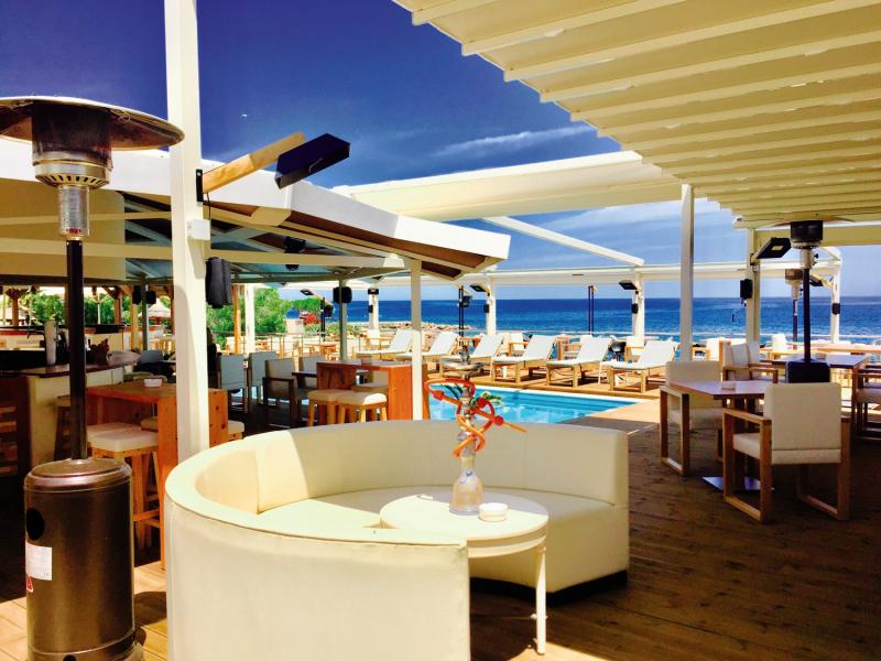 Porto Greco Village Beach Restaurant