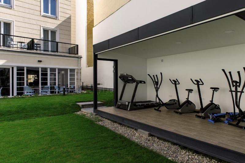 The Three Corners Lifestyle Hotel Sport und Freizeit