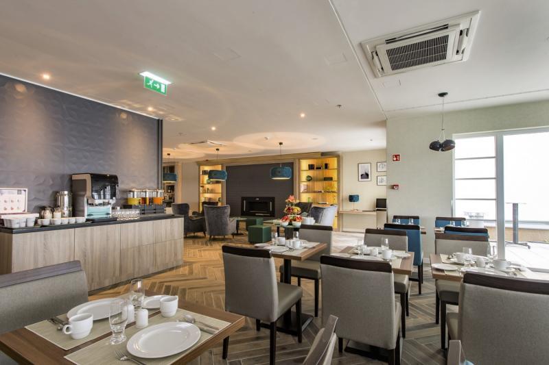 The Three Corners Lifestyle Hotel Restaurant