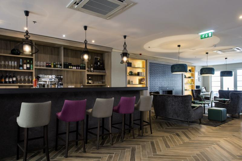 The Three Corners Lifestyle Hotel Bar