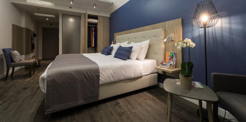 The Three Corners Lifestyle Hotel Wohnbeispiel